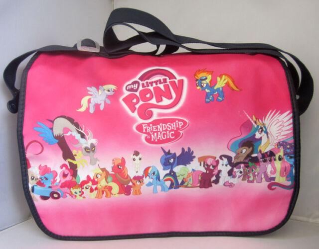 My Little Pony G4 Messenger Bag   pink FIM