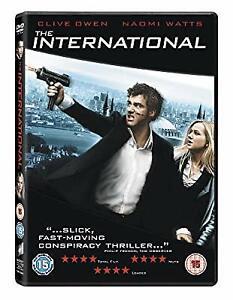 The-International-DVD-2009-Used-Good-DVD