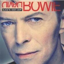 "David BOWIE ""Black Tie White Noise"" CD NUOVO"