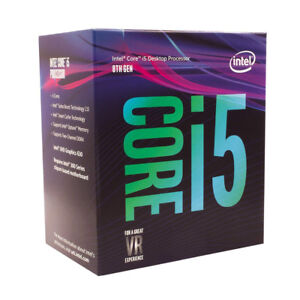 Intel BX80684I58400 Core i5-8400 6-Cores up to 4.0GHz LGA1151 Desktop Processor