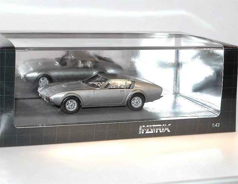 Matrix Matrix Matrix Scale Models MX41502-011 1970 Opel Diplomat B  CD 5.4 Frua Coupe 1 43 c0e2c1