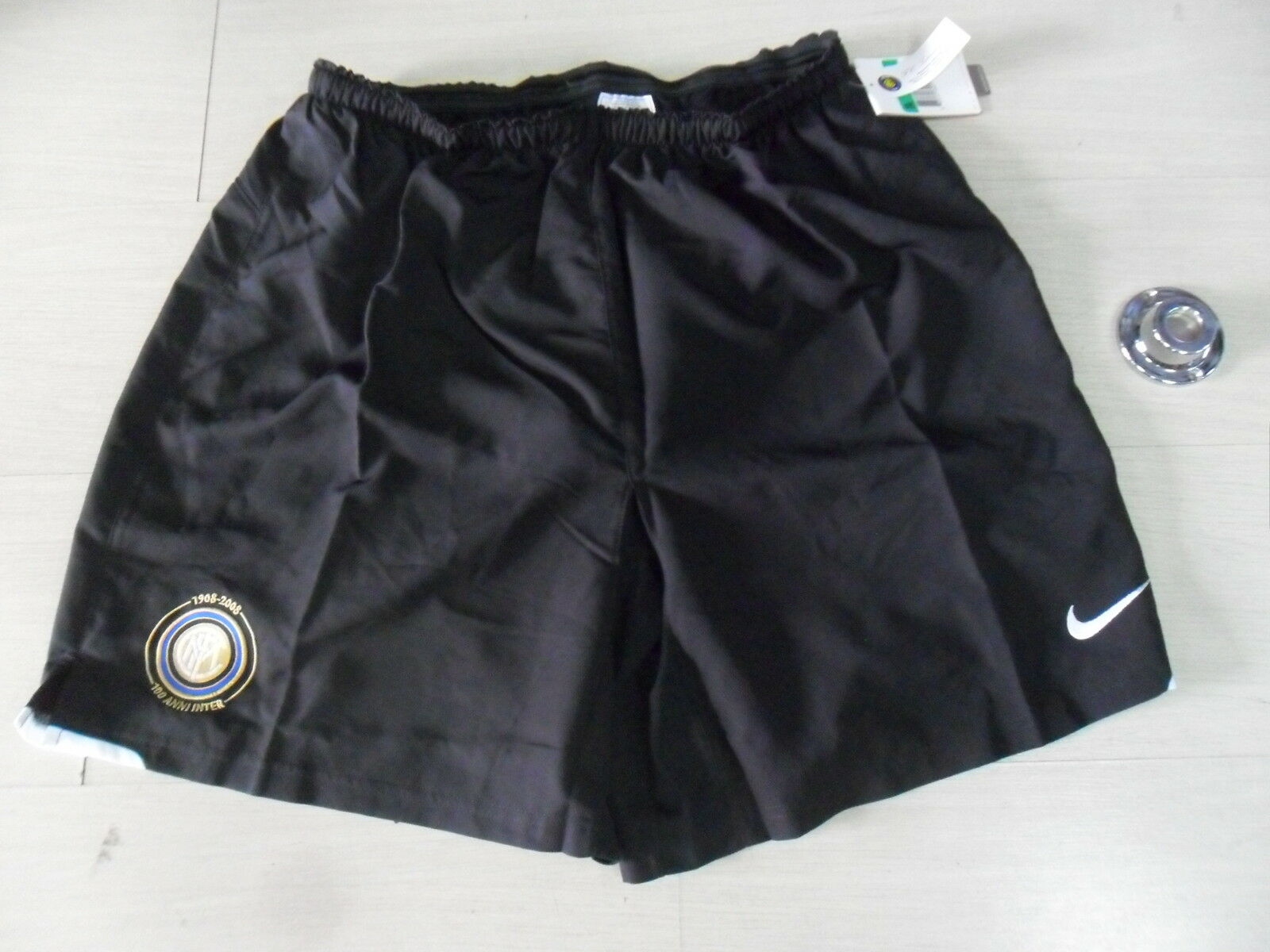 1152 NIKE TG. S INTER SHORTS WETTSPIEL HUNDERTJÄHRIGE HUNDERTJÄHRIGES BESTEHEN BESTEHEN BESTEHEN  | Mode-Muster