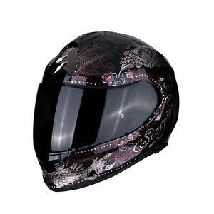Casque-Helm-Casque-Helmet-Scorpion-Exo-510-Air-Azalea-Chameleon-TAILLE-S