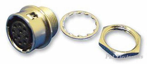 SOCKET CNTS PUSH-PULL 10WAY HR10A-10R-10S 71 RCPTL HIROSE HRS