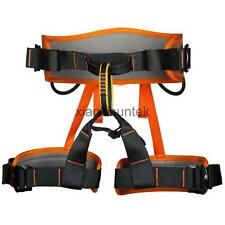 Safety Harness Rock Climbing Sitting Bust Belt Rappelling Rescue Equipment