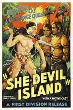 She Devil Isla Cartel 02 A4 10x8 impresión fotográfica