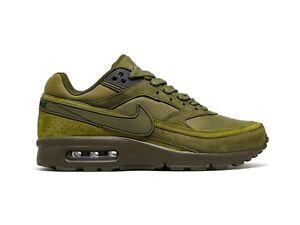 chaussures de séparation 05694 fe1ae Details about VINTAGE Nike Air Max BW Premium Classics Dark Loden UK7  **LAST PAIR**