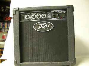 Peavey Backstage 10W Transtube Electric Guitar Amplifier