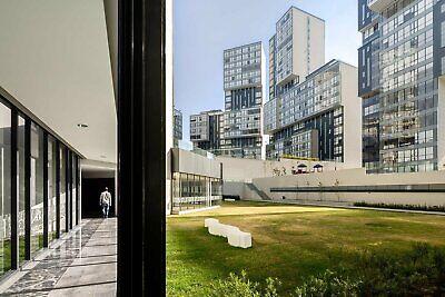 Departamento con terraza en renta dos recámaras  Central Park Interlomas