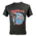 Lectro Men's Whitesnake US Tour In Concert  Band T-Shirt Dark Grey