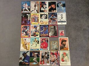 HALL OF FAME Baseball Card Lot 1979-2020 TOM SEAVER ROBERTO CLEMENTE JIM PALMER+