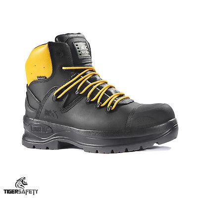 Rock Fall Power RF900 Nero 100/% non metallici Electrical Hazard Stivali di Sicurezza PPE