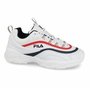 Details about Shoes Ray Low Fila White Men