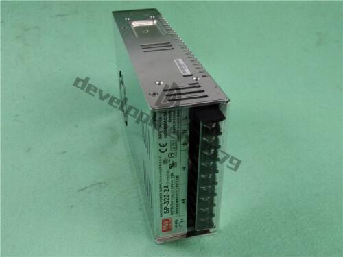 SP-320-24 24V 13A 310W MEANWELL Single Output LED Power Supply