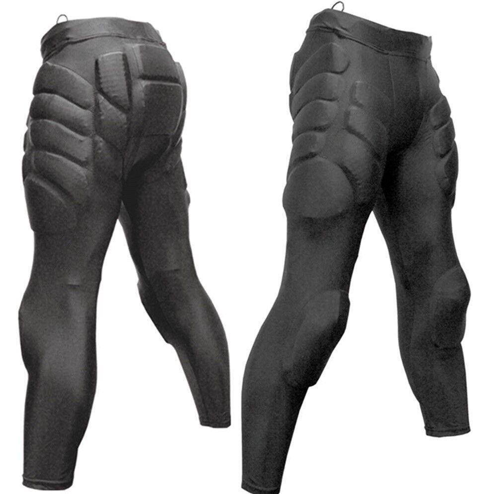 DEMON - Flex Force Long Padded Snowboard Hose   Hips, Bum & Knee Pads