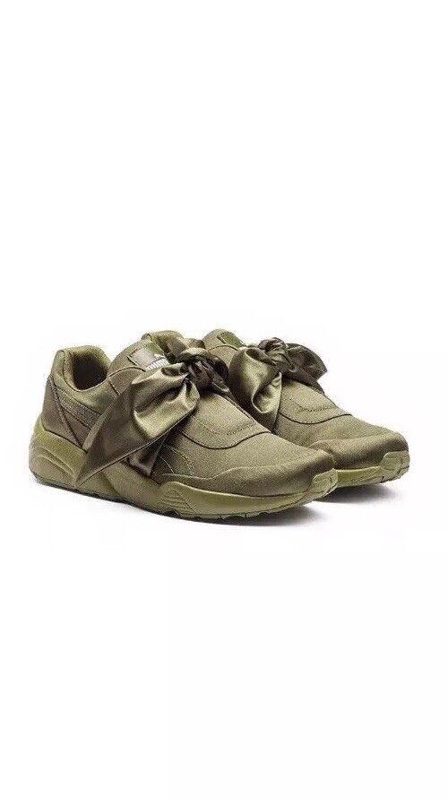 Rihanna fenty dal puma x donne arco verde / ramo d'ulivo 39 di scarpe da ginnastica 36505404