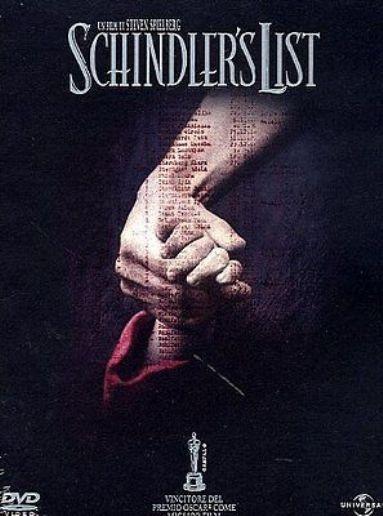 Dvd SCHINDLER'S LIST - (Box 2 Dischi) (1993) ***Digipack 2 Dvd***.....NUOVO