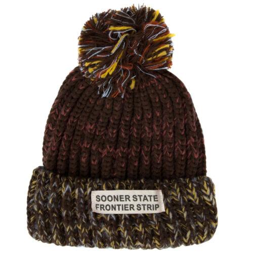 Aerusi Women Winter Warm POM POM Crochet Wool Knit Beanie Hat Ski Cap