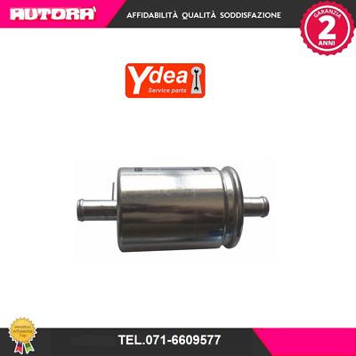 51887585 FILTRO GPL GAS LPG Ydea L//14LV-1 a montaggio VERTICALE su impianti OE