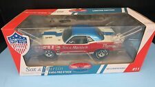 1:18 SUPERCAR SOX MARTIN 1970 PLYMOUTH HEMI CUDA PRO STOCK 1 OF 1857  #11  50537