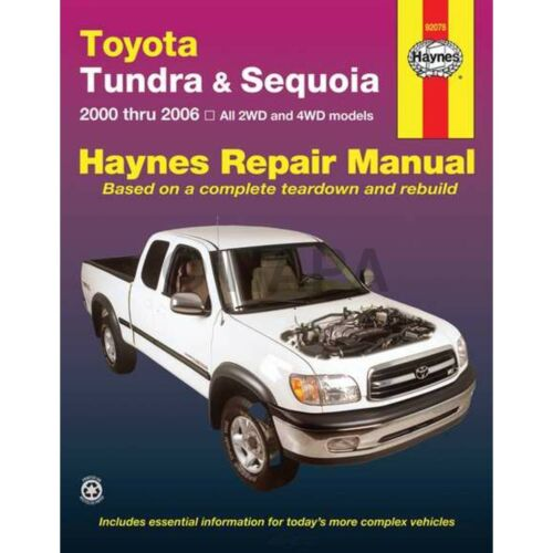 Repair Manual NAPA//BALKAMP-BK 7993080