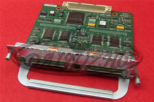 Cisco NM-16A Network Module for 2800 3800 series Router Tested