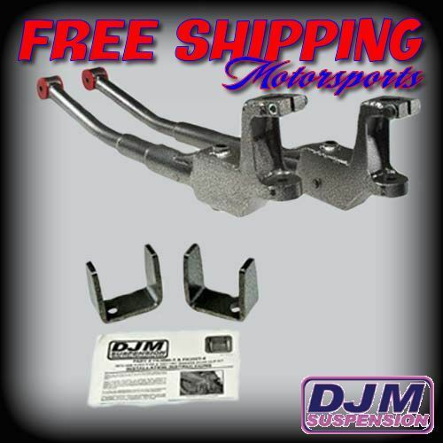 1987-1996 Ford F-150 3//5 Complete Lowering kit by DJM