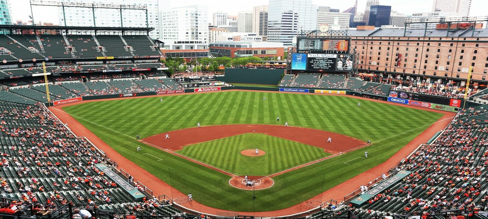 Houston Astros at Baltimore Orioles