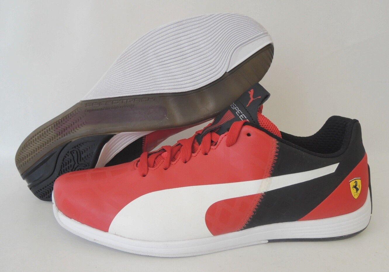 NEU Puma Herren evoSPEED 1.4 SF Ferrari Größe 40,5 Sneaker Herren Puma Schuhe 305555-02 ROT 6bed03