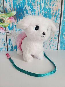 Barbie Walking Puppy White