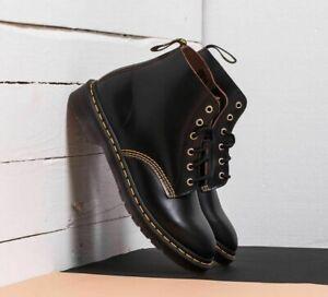 dr martens botas vintage leather