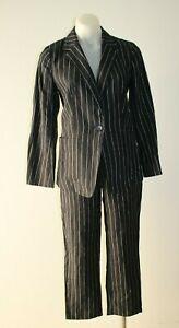 SPORTSCRAFT-navy-pin-striped-casual-linen-suit-AU-8-350-NEW