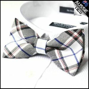 White-Blue-Red-Tartan-Bow-Tie