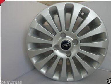 Genuine Ford Fiesta 6.5 X 16 Inch 15 Spoke Alloy Wheel 2008 On 1495707 2237340