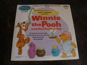 winnie the pooh and the blustery day song