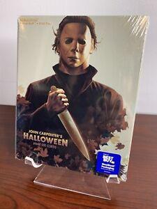 Halloween-Steelbook-4K-UHD-Blu-ray-Digital-2020-Factory-Sealed-SOLD-OUT