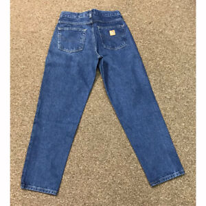 c22da1e44620 Image is loading B17-Carhartt-Men-039-s-Relaxed-Fit-Jeans-