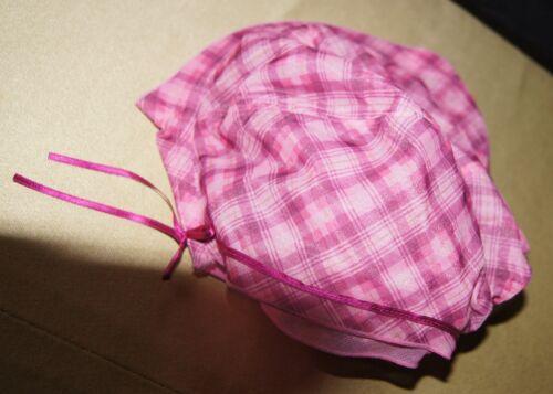 Panache Superbra Pink Plaid Fiesta Balconnet Bra 30 Backs