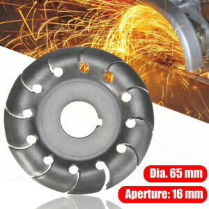 Electric-Angle-Grinder-Shaping-Blade-Wood-Carving-Disc-Cutting-Wood-work-Tool