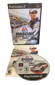 NASCAR 2005 Chase For The Cup W Manual PS2 PlayStation 2 Game