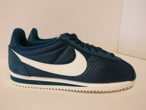Womens Green Txt Sail Midnight 4 844892300 Nike Cortez Turquoise Uk Classic RdS1SOWzq