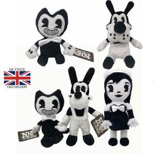 UK-Bendy-And-The-Ink-Machine-Boris-Alice-Angel-Plush-Toys-Stuffed-Doll-Gift