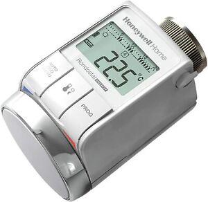 HONEYWELL HR25 Rondostat Tête thermostatique programmable de radiateur