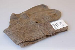 2 Paar Bundeswehr Socken Strümpfe Wolle military kneehigh socks  Gr. 35, 36, 37
