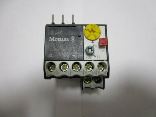 Klöckner Moeller ZE-16 Motorschutzrelais 10-16A einwandfrei