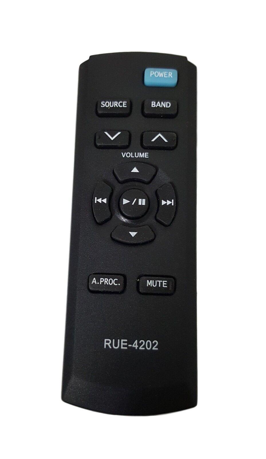 Alpine Rue 4202 Remote Control Genuine Original Oem E3 Ebay Jl Audio Xd Acs60 6 Gauge Amplifier Amp Wire Installation Kit Speaker Norton Secured Powered By Verisign