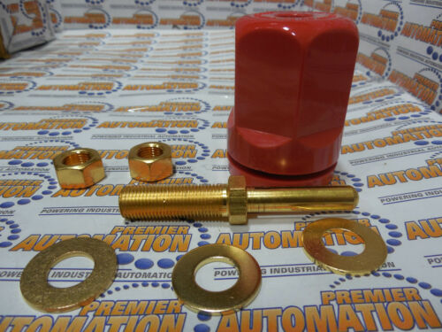 250A SUPERCON RED RP250GR TEST RECEPTACLE PIN-RCPT WW