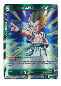 4x Super Saiyan Gotenks - BT1-070 - Rare Near Mint Dragonball Super Card Game