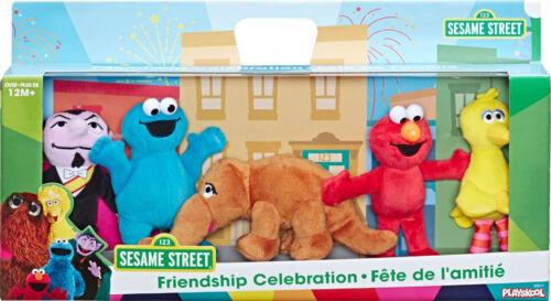 Mini Plush Celebration Pack Sesame Street