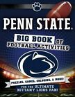 Pennsylvania State University: Big Book of Football Activities by Peg Connery-Boyd (Paperback / softback, 2016)